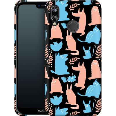 Huawei P20 Lite Smartphone Huelle - Nighttime von Jenna Kunnas