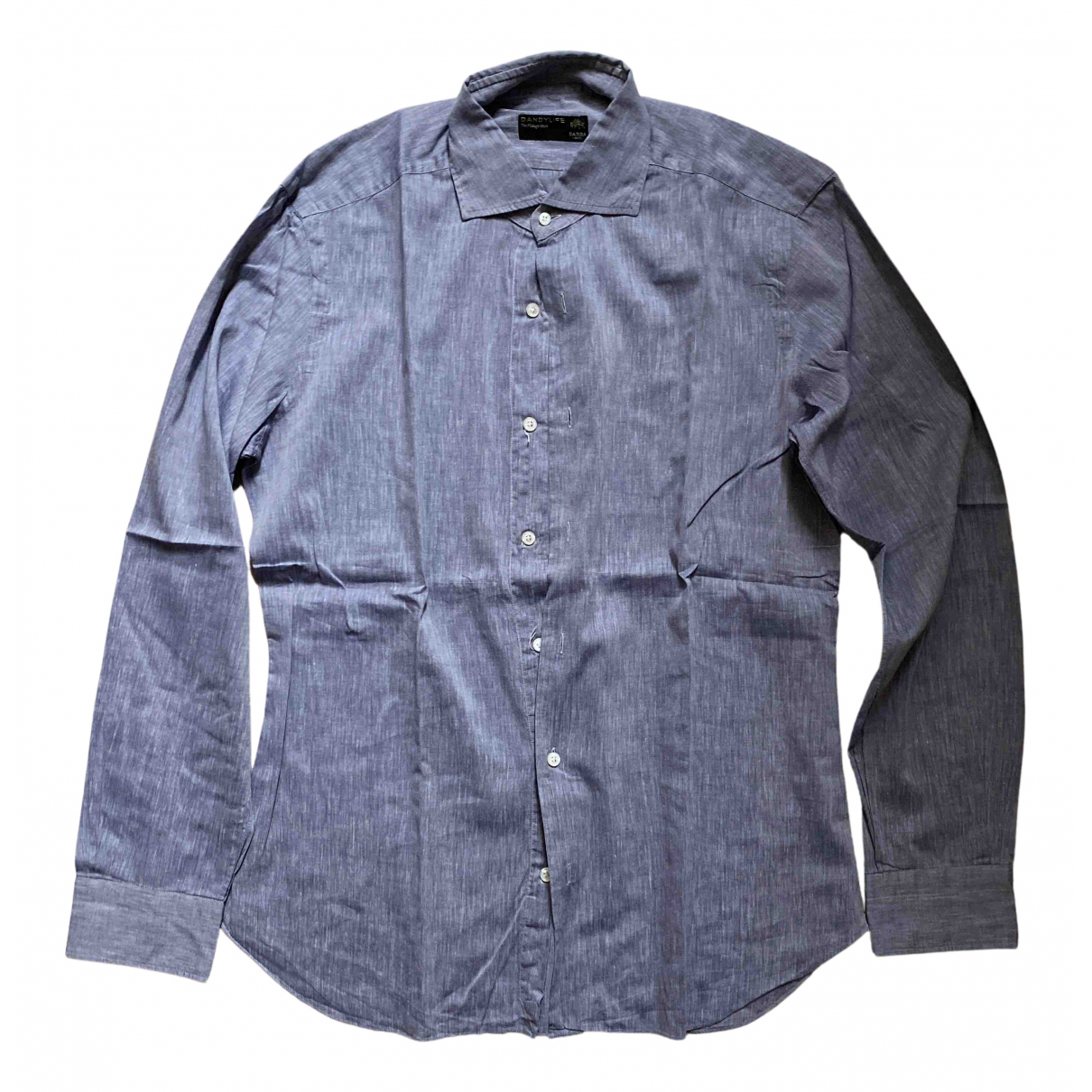 Barba N Cotton Shirts for Men 41 EU (tour de cou / collar)