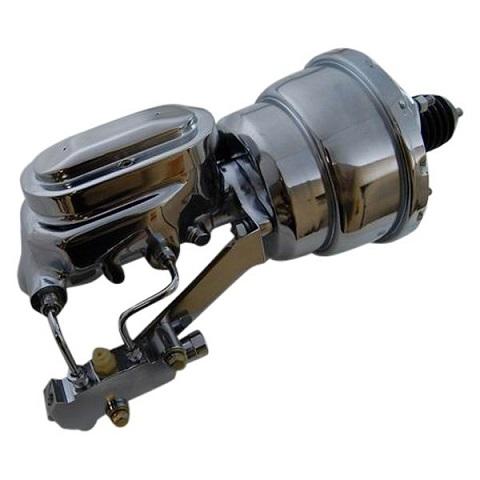 Racing Power Company R3540-6C Power Brake Booster Kit - 7