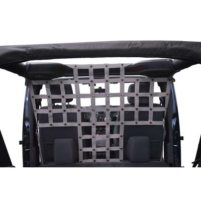 DirtyDog 4x4 Pet Divider, Gray - D/DJ4PD07F1GY