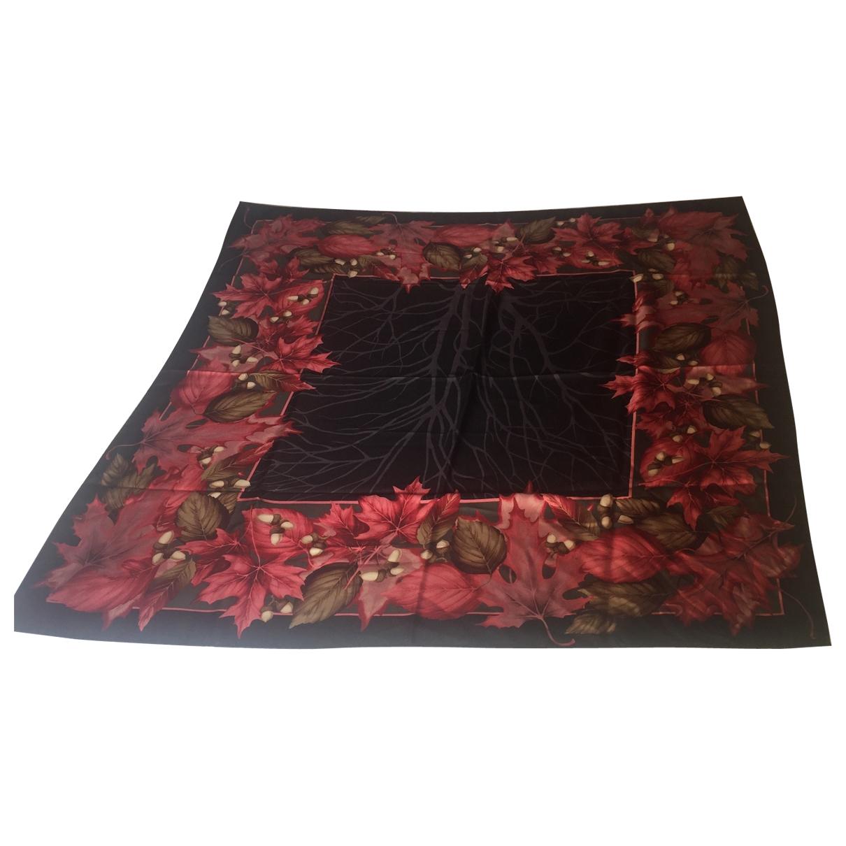 Loewe - Foulard   pour femme en soie - multicolore