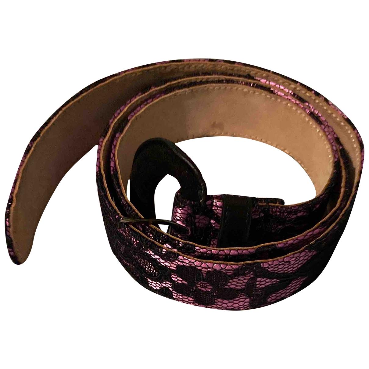 Cinturon de Lona D&g