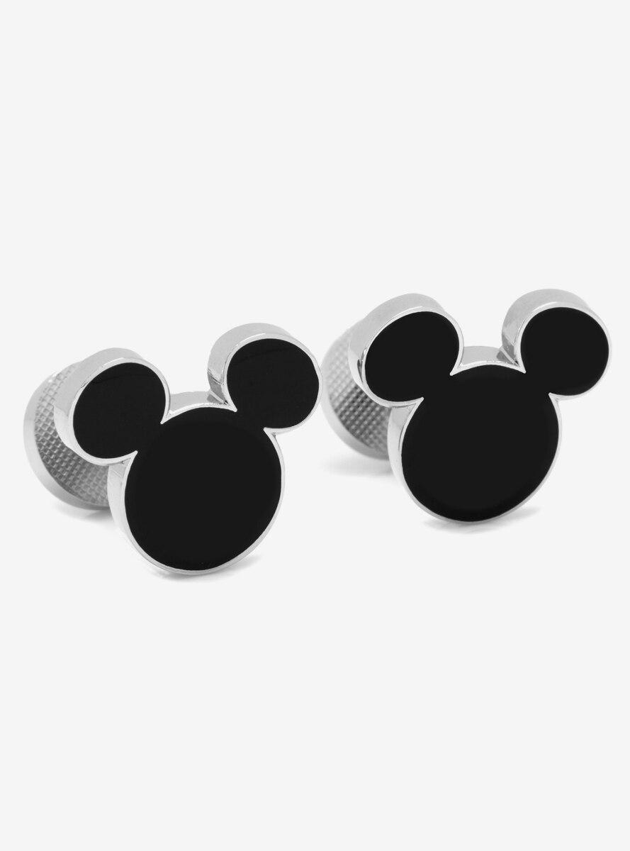 Disney Mickey Mouse Silhouette Cufflinks