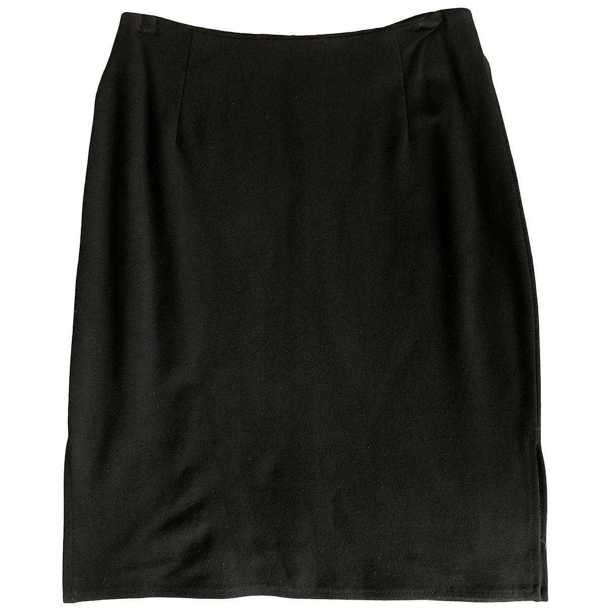J.crew - Jupe   pour femme en coton - elasthane - noir