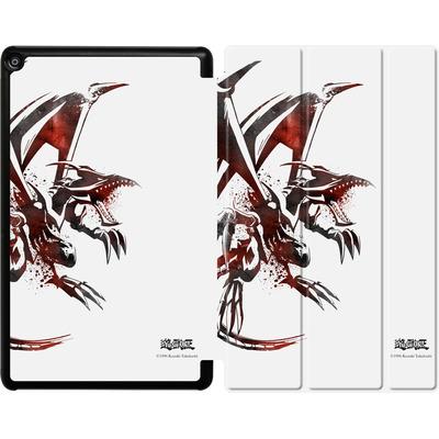 Amazon Fire HD 10 (2017) Tablet Smart Case - Red-Eyes B. Dragon von Yu-Gi-Oh!