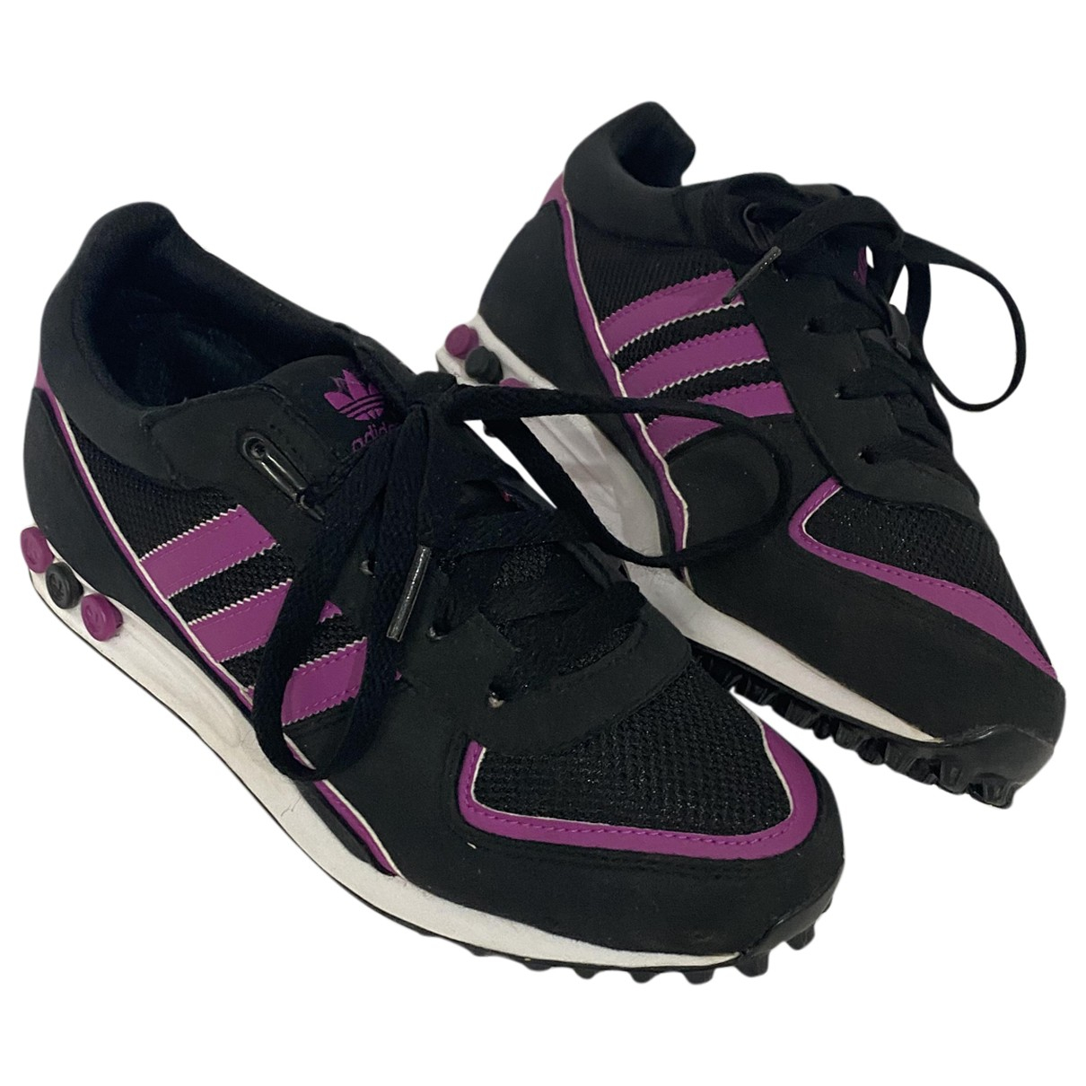 Adidas \N Multicolour Cloth Trainers for Women 37 EU