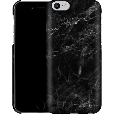 Apple iPhone 6 Plus Smartphone Huelle - Midnight Marble von caseable Designs