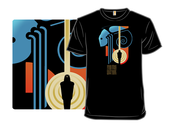 Abstract Element T Shirt