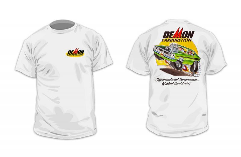 Demon Fuel Systems 180004 TEE - DEMON, LARGE