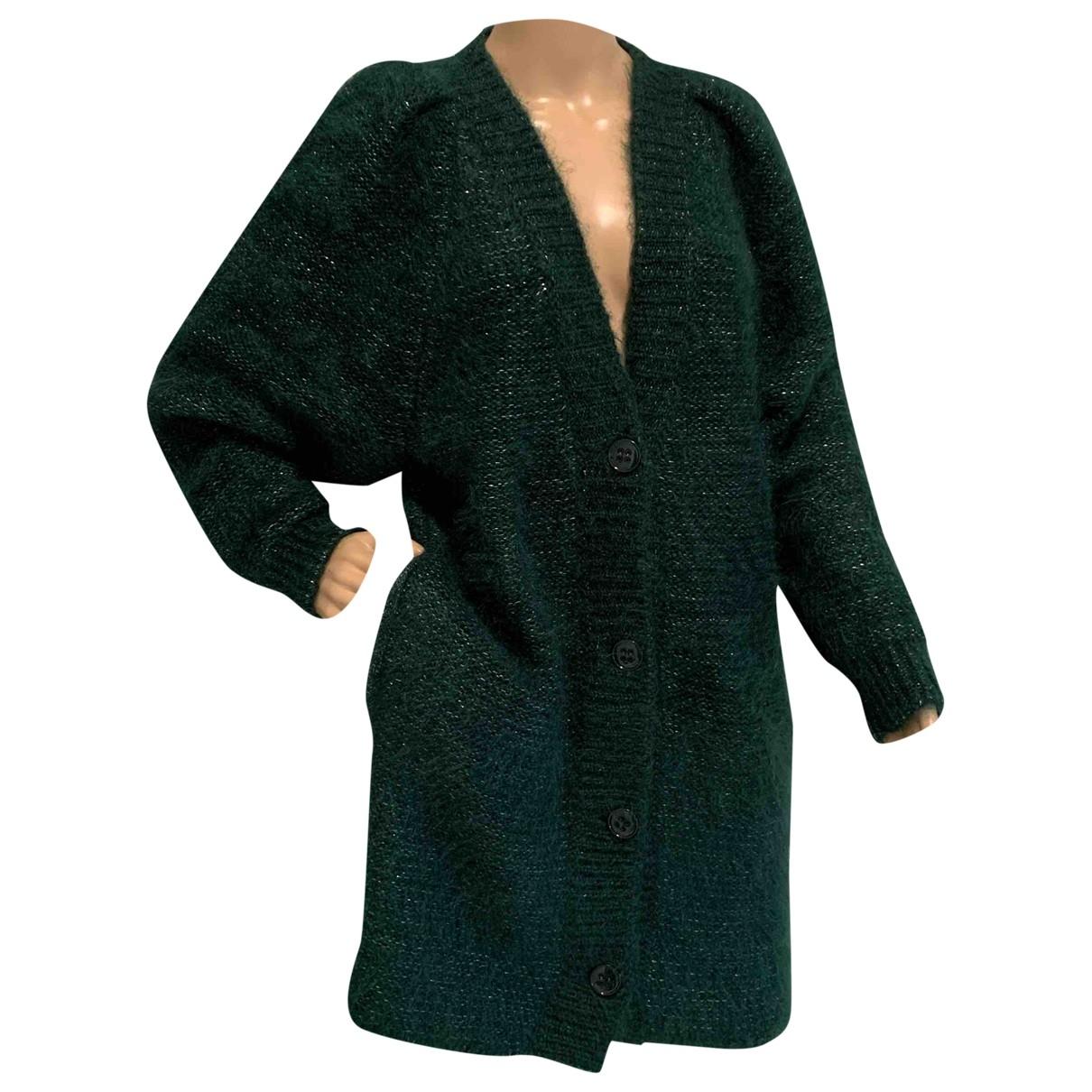 Stella Mccartney \N Green Cashmere Knitwear for Women 40 IT