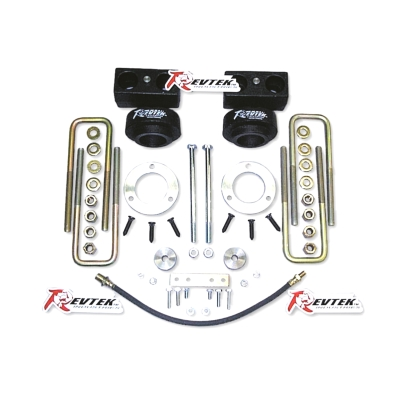 Revtek 3 Inch Spacer Lift Kit with Lift - 425