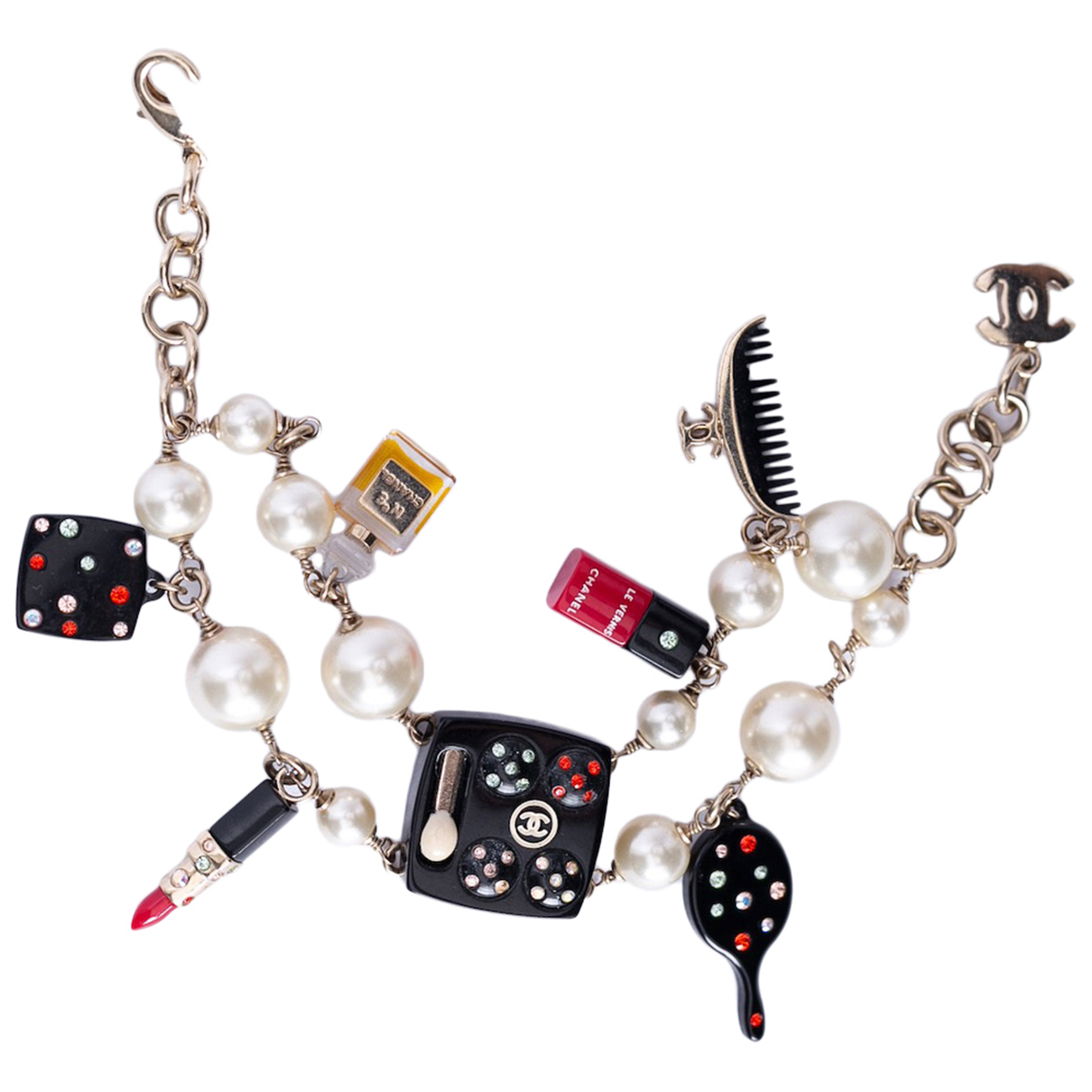 Chanel CC bracelet for Women N