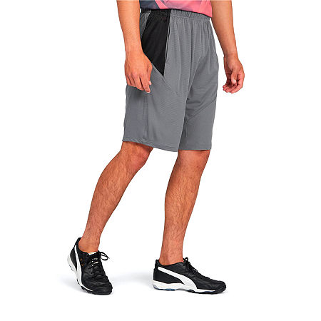 Puma Puma Cat Short Mens Running Short - Big and Tall, 3x-large , Gray