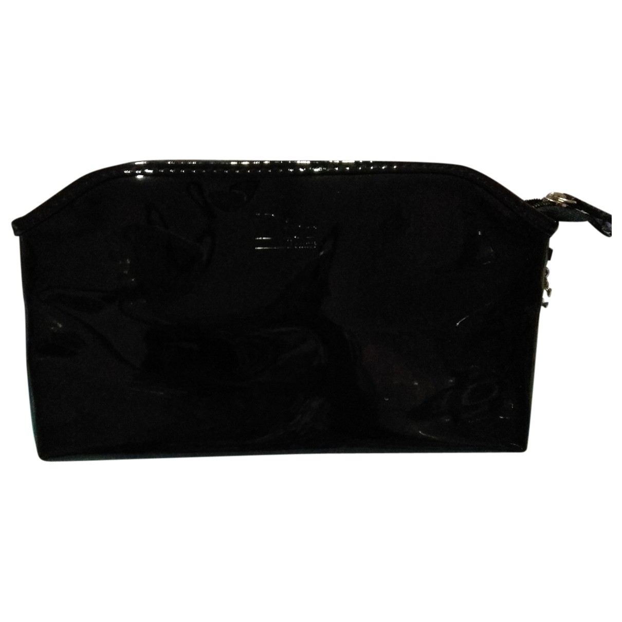 Dior \N Black Patent leather Purses, wallet & cases for Women \N