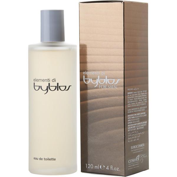 Byblos - Metal Sensation : Eau de Toilette Spray 4 Oz / 120 ml