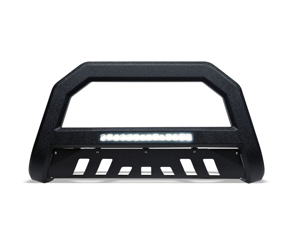 Armordillo 7160378 USA Texture Black AR Series Bull Bar w/ LED Nissan Titan 2004-2015