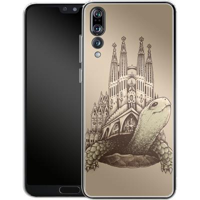 Huawei P20 Pro Silikon Handyhuelle - Slow Architecture von Enkel Dika