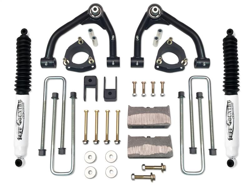 Tuff Country 14069KN Complete Kit (w/SX8000 Shocks)-4in.