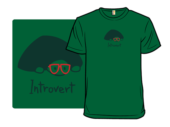 Introvert T Shirt