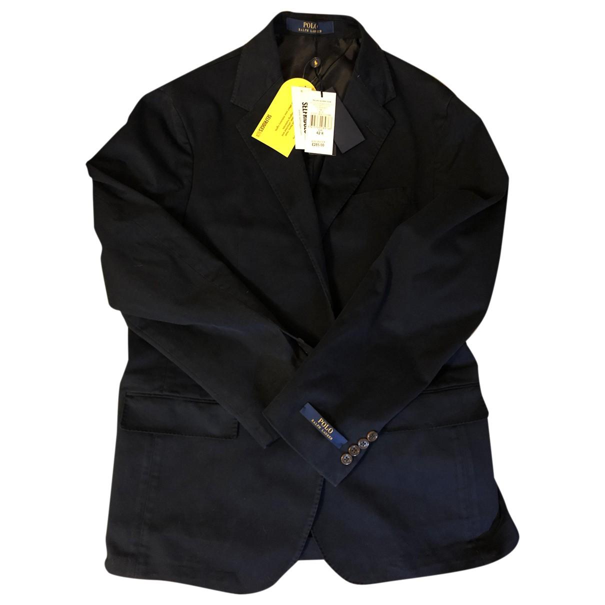 Polo Ralph Lauren - Costumes   pour homme en coton - marine