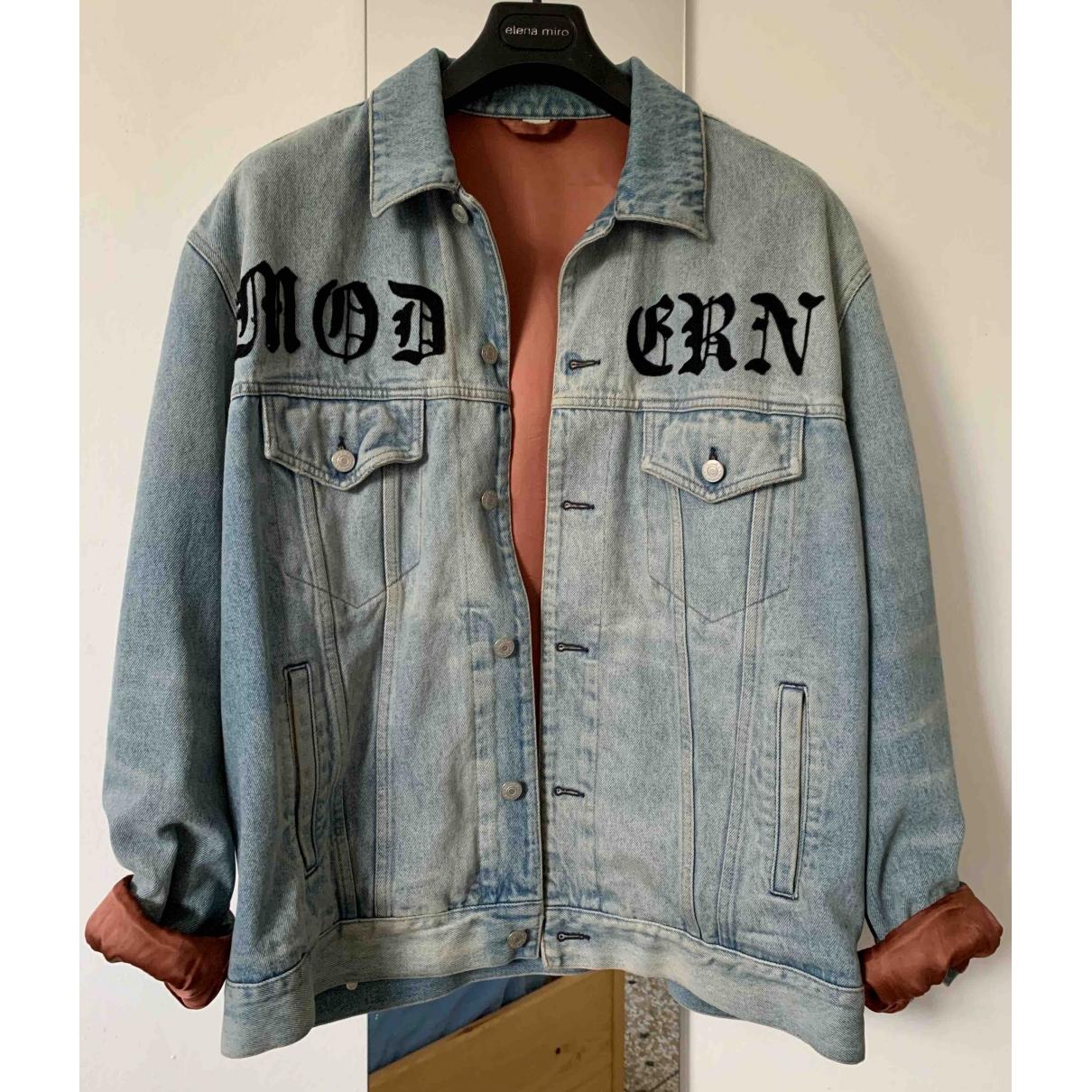Gucci \N Multicolour Denim - Jeans jacket  for Men 48 IT