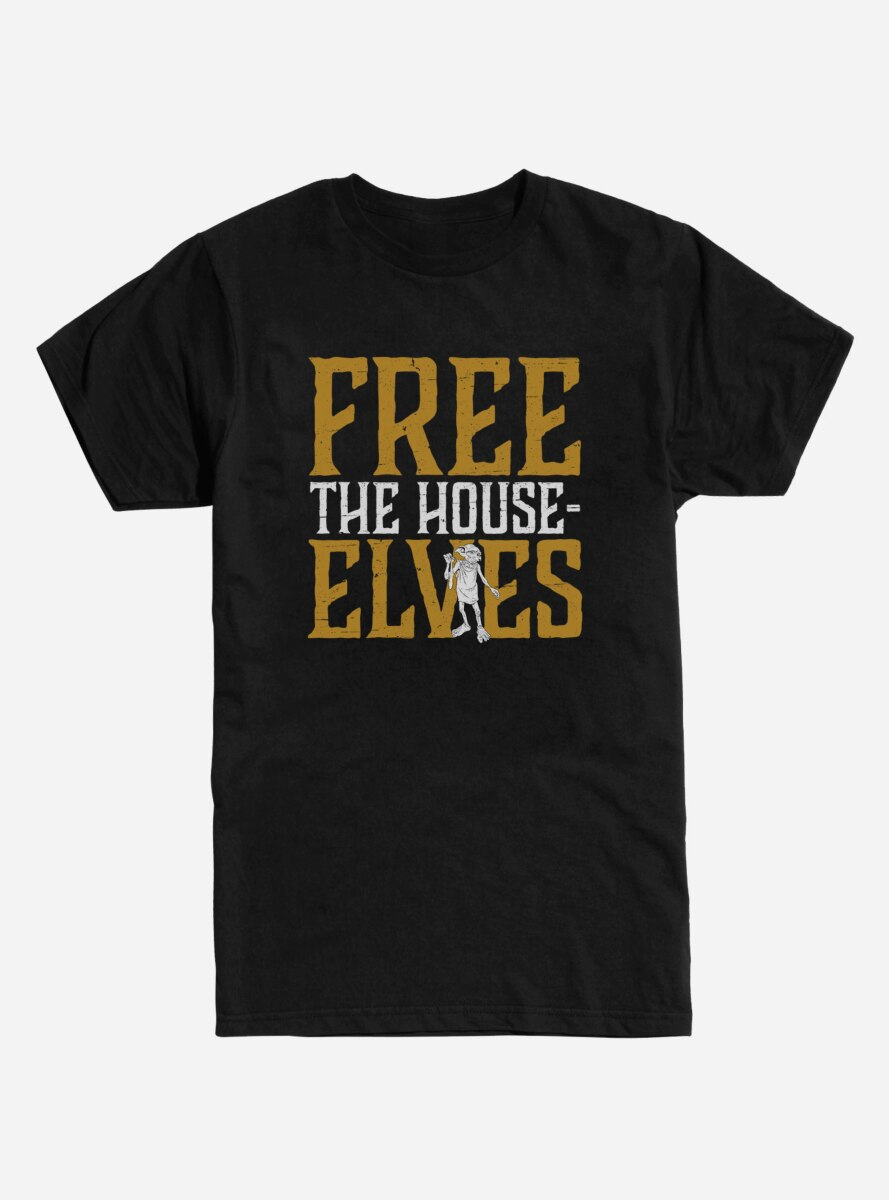 Harry Potter House Elves T-Shirt