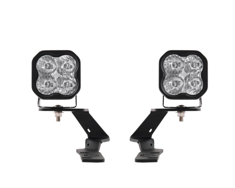 Diode Dynamics DD6583 SS3 LED Ditch Light Kit for 19-20 Ford Ranger Sport White Driving