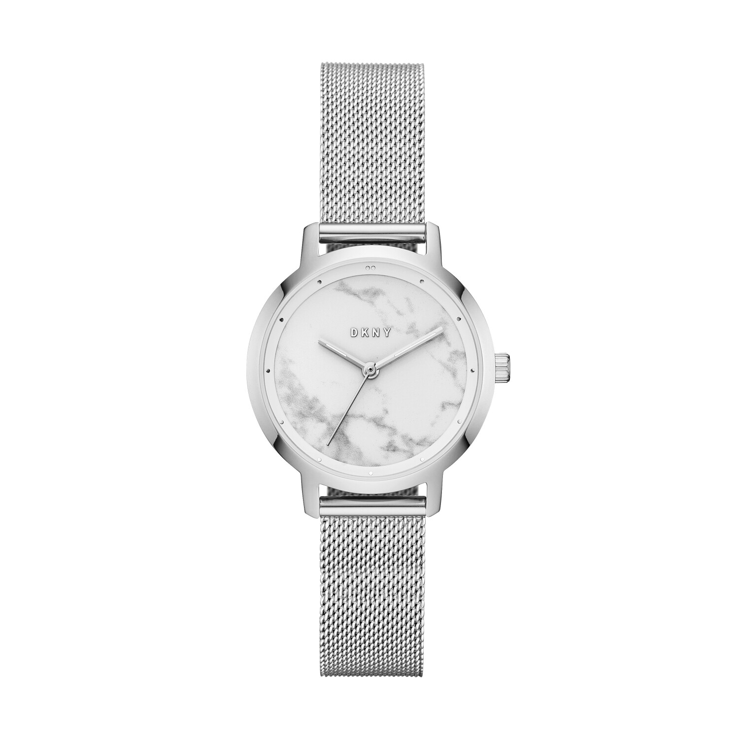 Dkny Women's The Modernist NY2702 Silver Stainless-Steel Quartz Fashion Watch