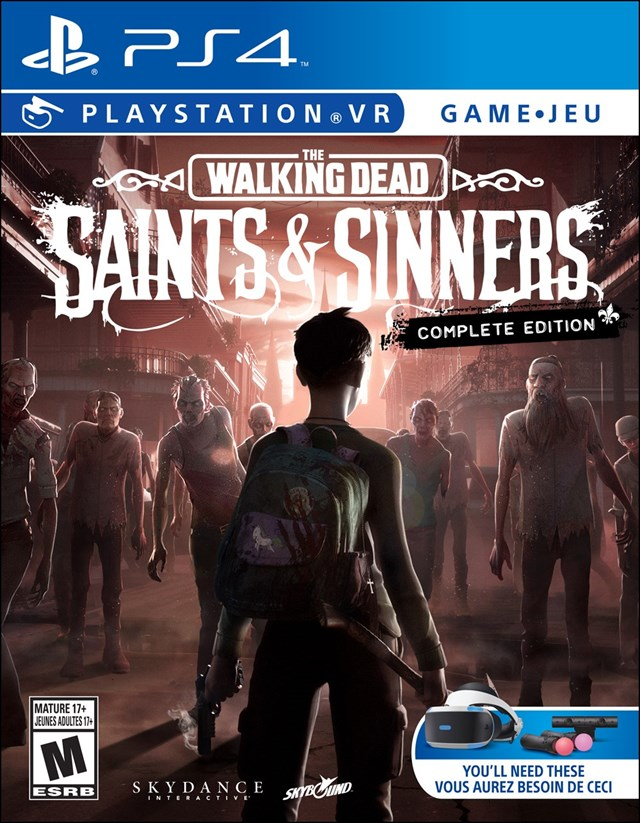 Walking Dead: Saints & Sinners