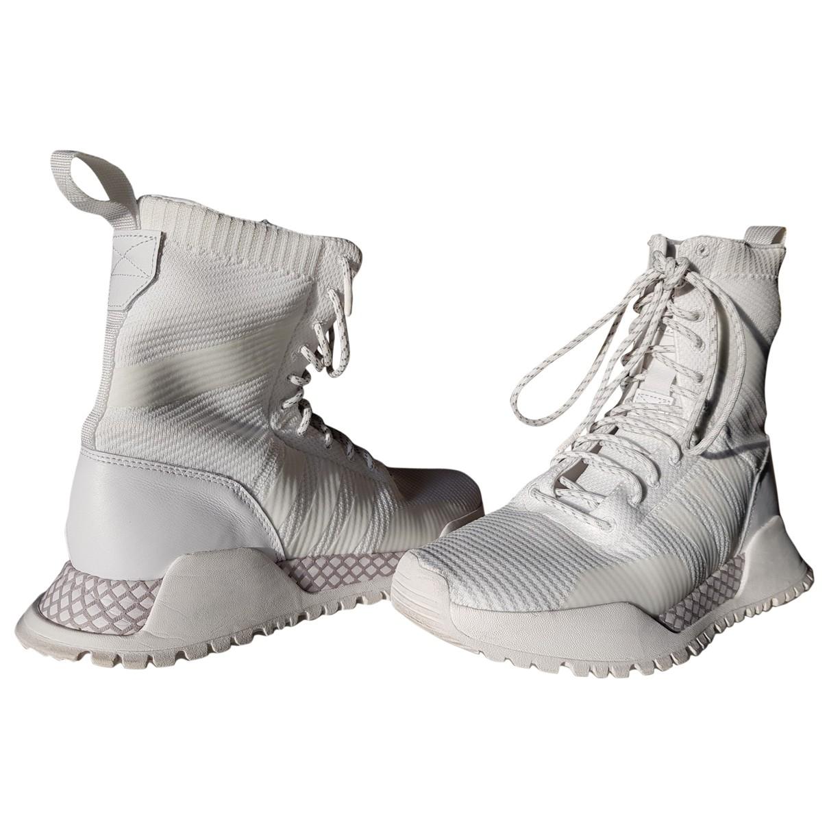 Botas de Cuero Adidas