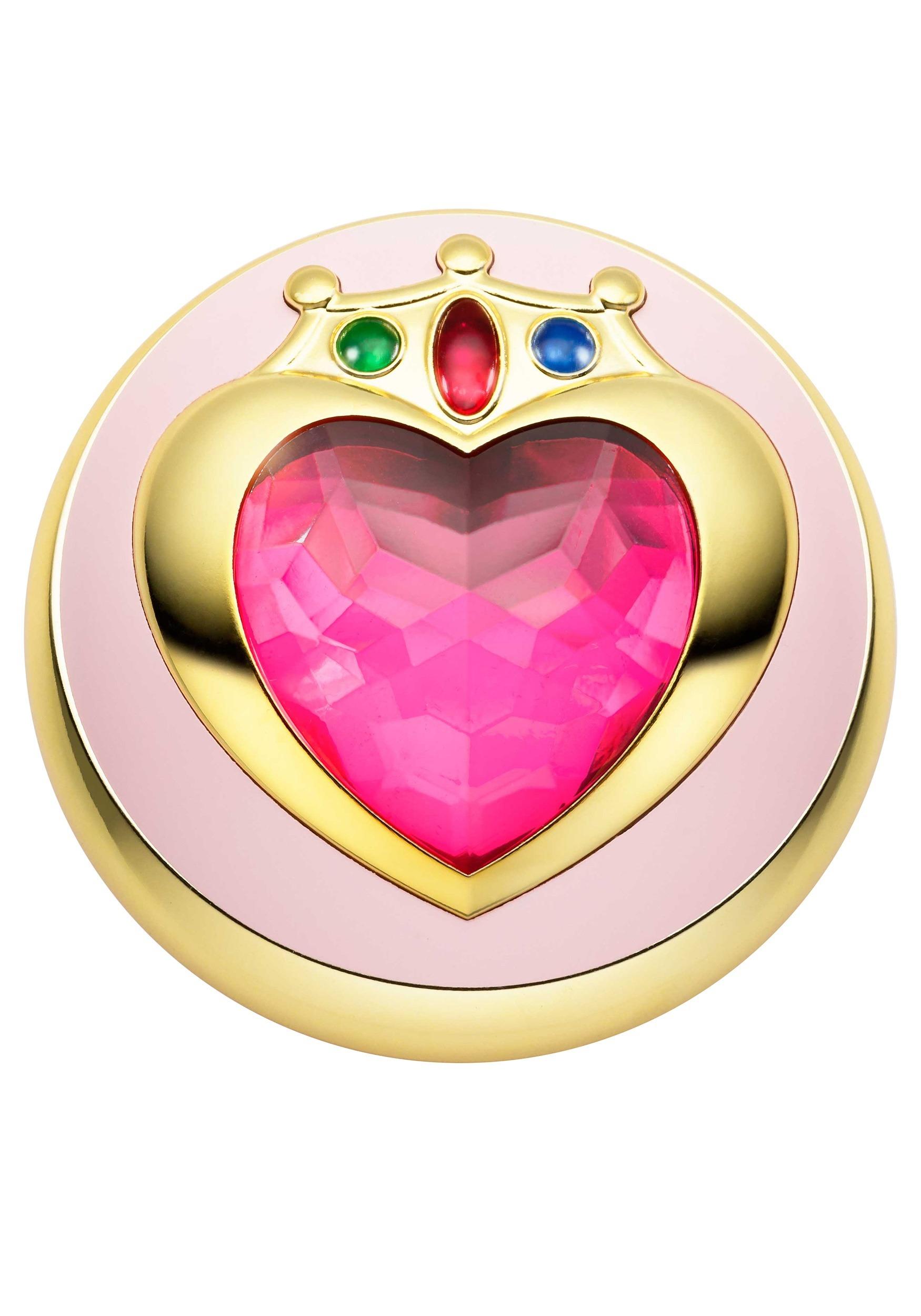 Prism Heart Compact Sailor Chibi Moon Bandai Proplica