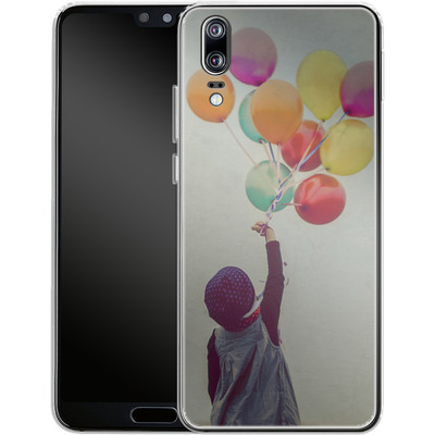 Huawei P20 Silikon Handyhuelle - Nubis von Marie-Luise Schmidt