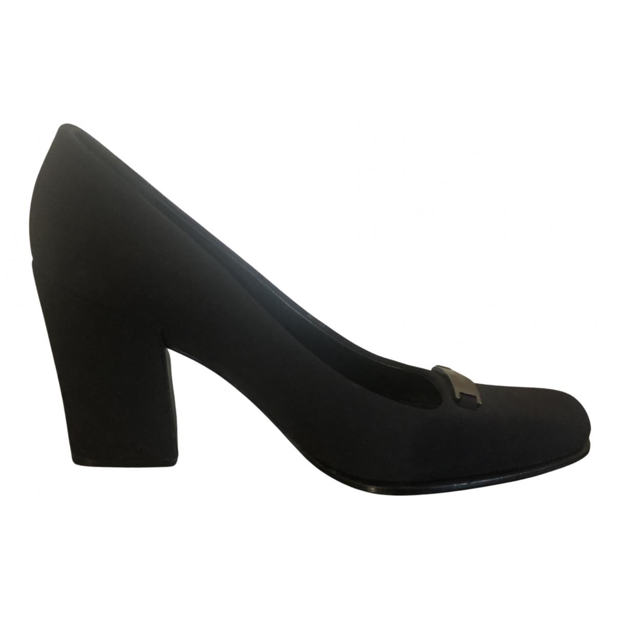 Prada - Boots   pour femme en suede