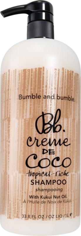 Bb.Creme De Coco Tropical-Riche Shampoo - 33.8oz
