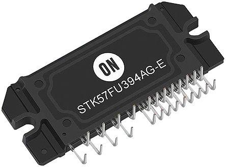 ON Semiconductor STK57FU394AG-E, AC/DC Motor Motor Driver IC, 600 V 36A 35-Pin, SIP