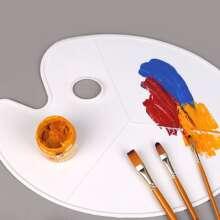 1pc Plastic Paint Palette