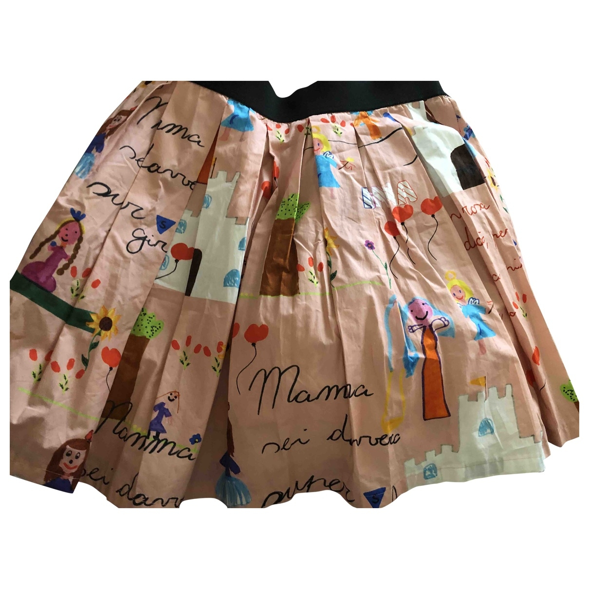 Dolce & Gabbana \N Cotton skirt for Women 44 IT