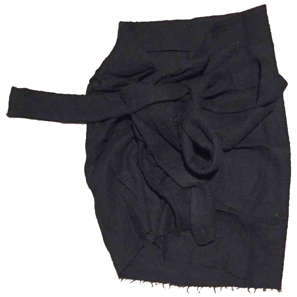 Isabel Marant - Jupe   pour femme en laine - noir