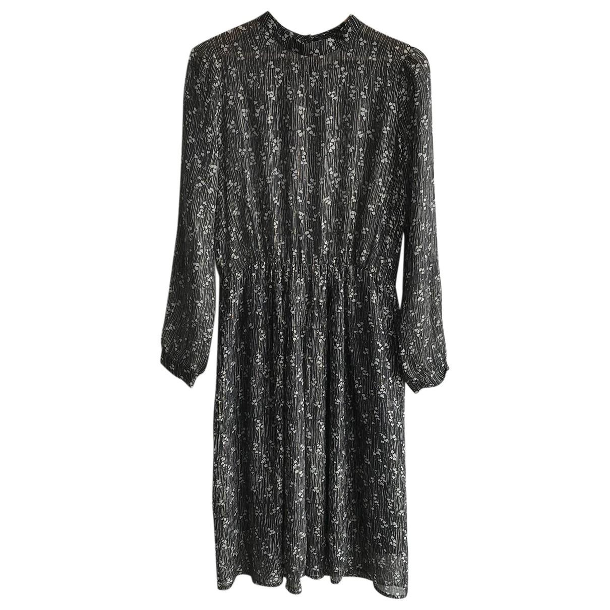 Julie Fagerholt Heartmade - Robe   pour femme en soie - noir