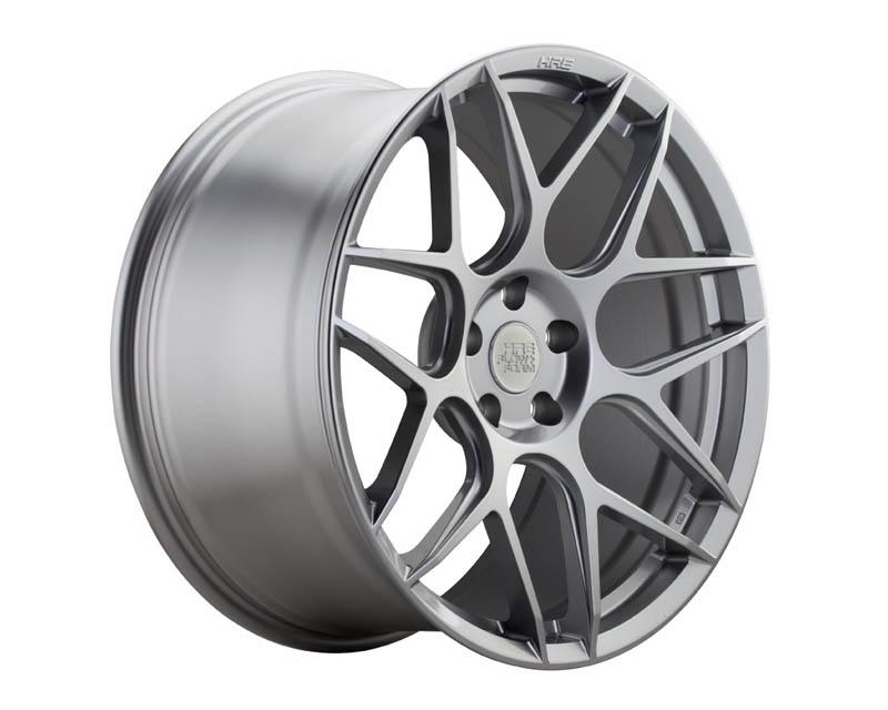 HRE FF01 Liquid Silver Flowform Wheel 20x8.5 5x120  30mm