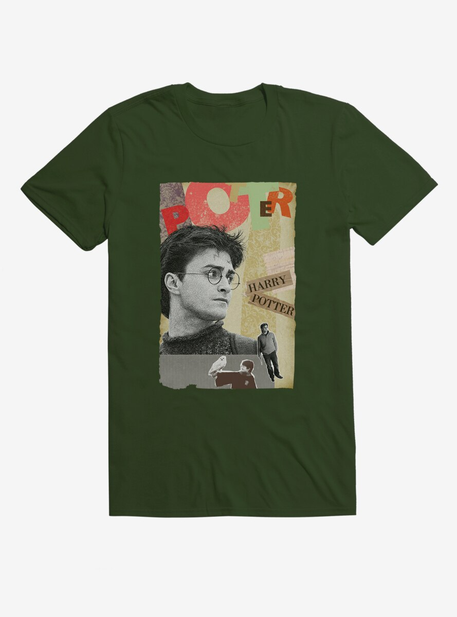 Harry Potter Collage T-Shirt
