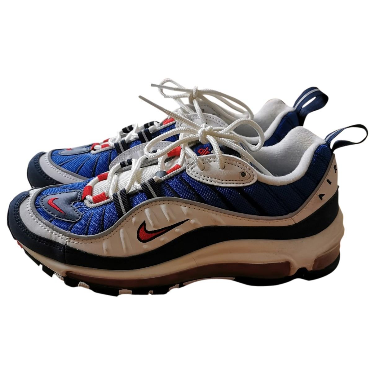 Deportivas Air Max 98 de Lona Nike