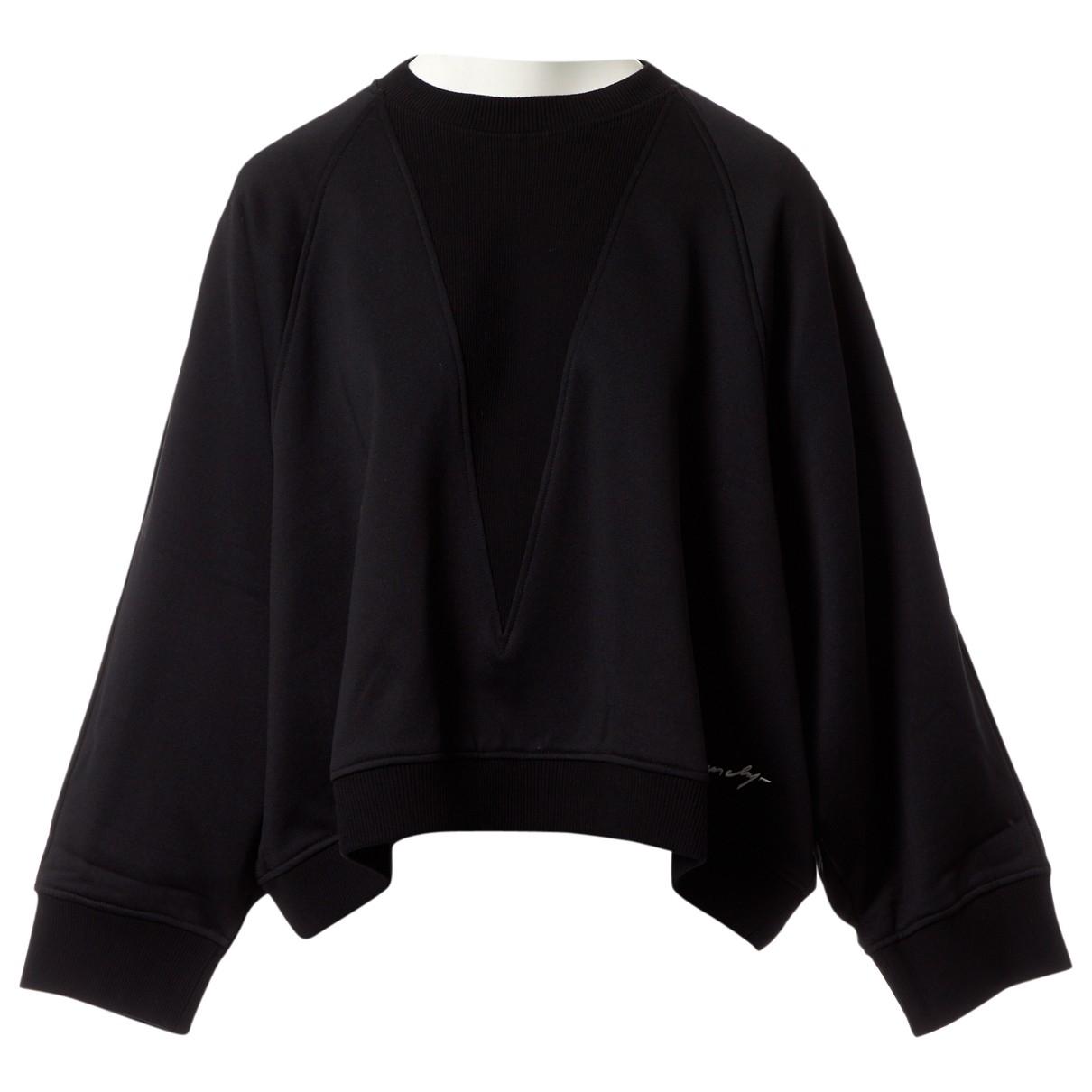 Givenchy \N Pullover in  Schwarz Baumwolle