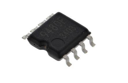 ROHM BU9480F-E2, Audio Converter DAC Dual 16 bit-, 200ksps Serial, 8-Pin SOP