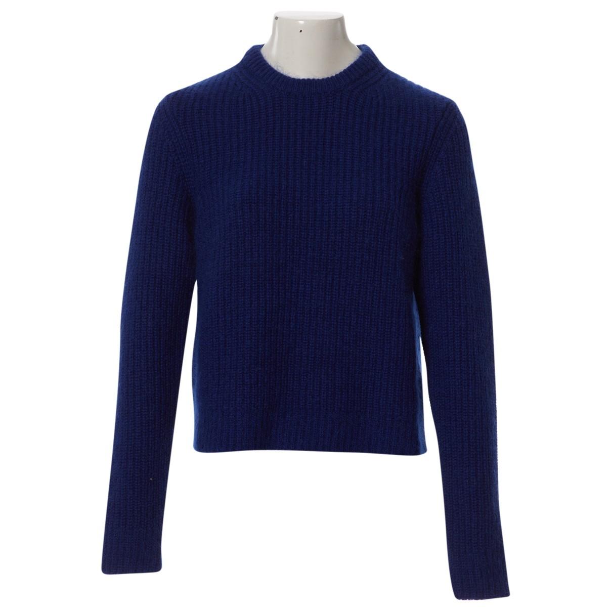 Calvin Klein 205w39nyc \N Blue Cashmere Knitwear for Women S International