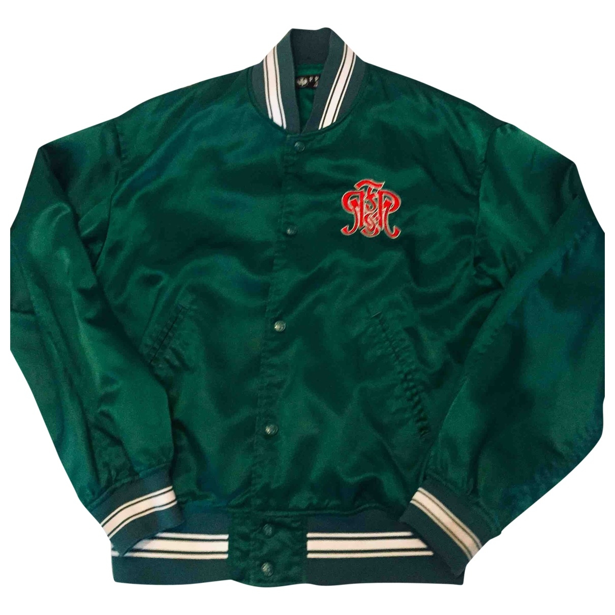 Non Signé / Unsigned \N Green jacket for Women M International