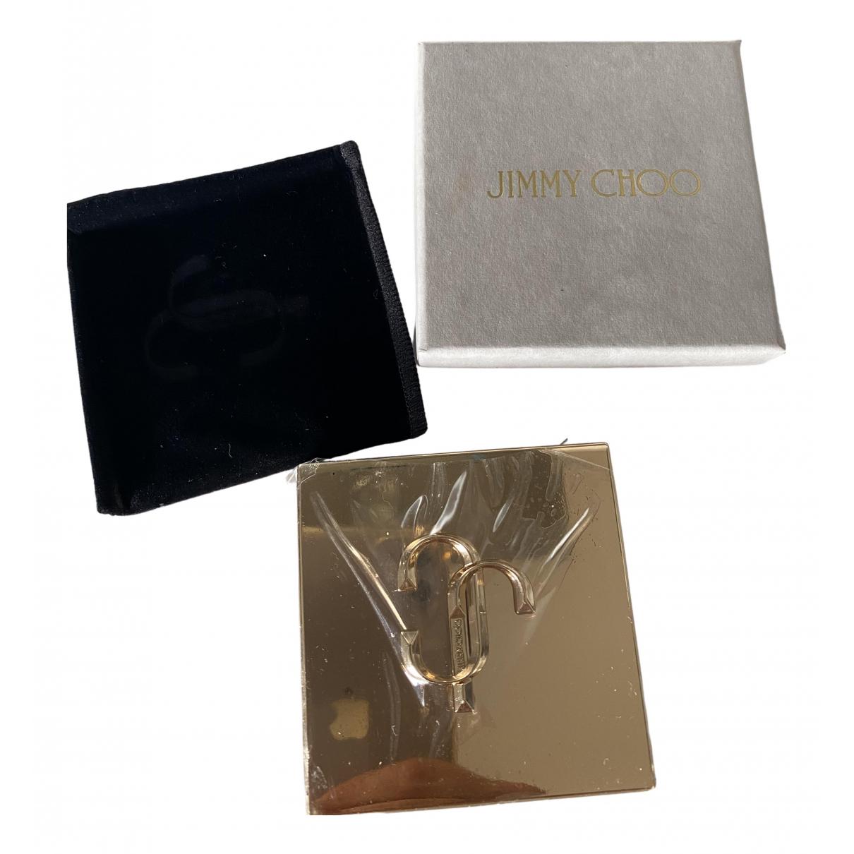 Jimmy Choo - Objets & Deco   pour lifestyle - dore