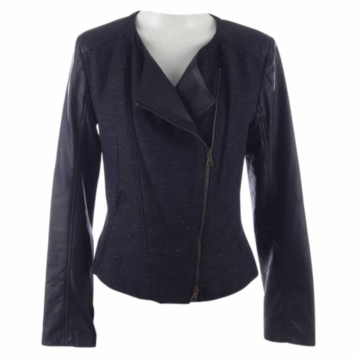 Drykorn \N Blue Cotton jacket for Women 34 FR