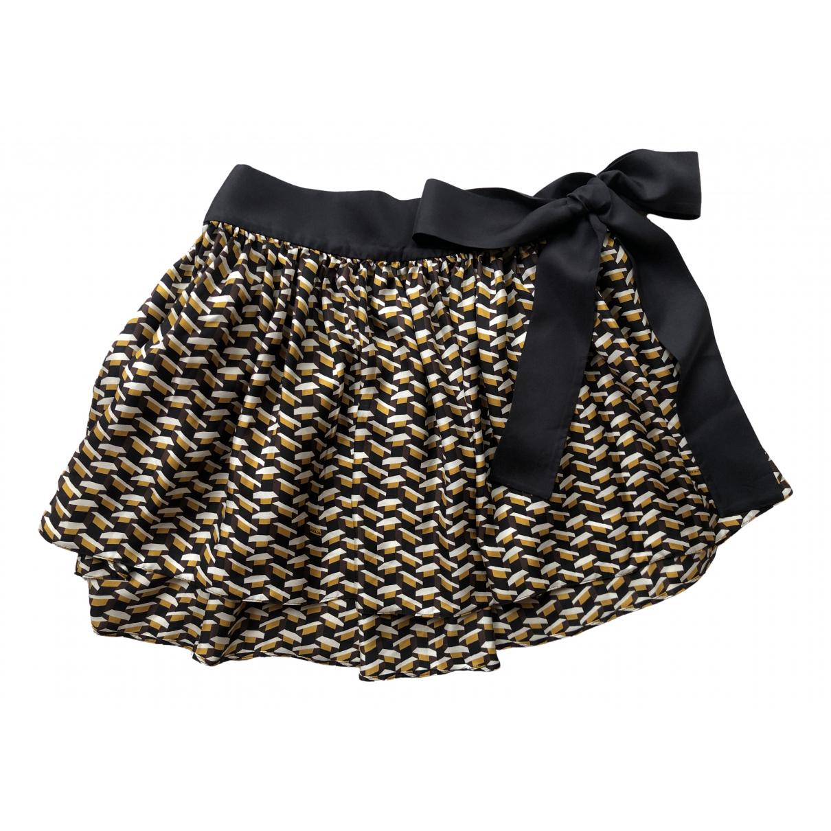 Prada \N Multicolour Silk skirt for Women 42 IT