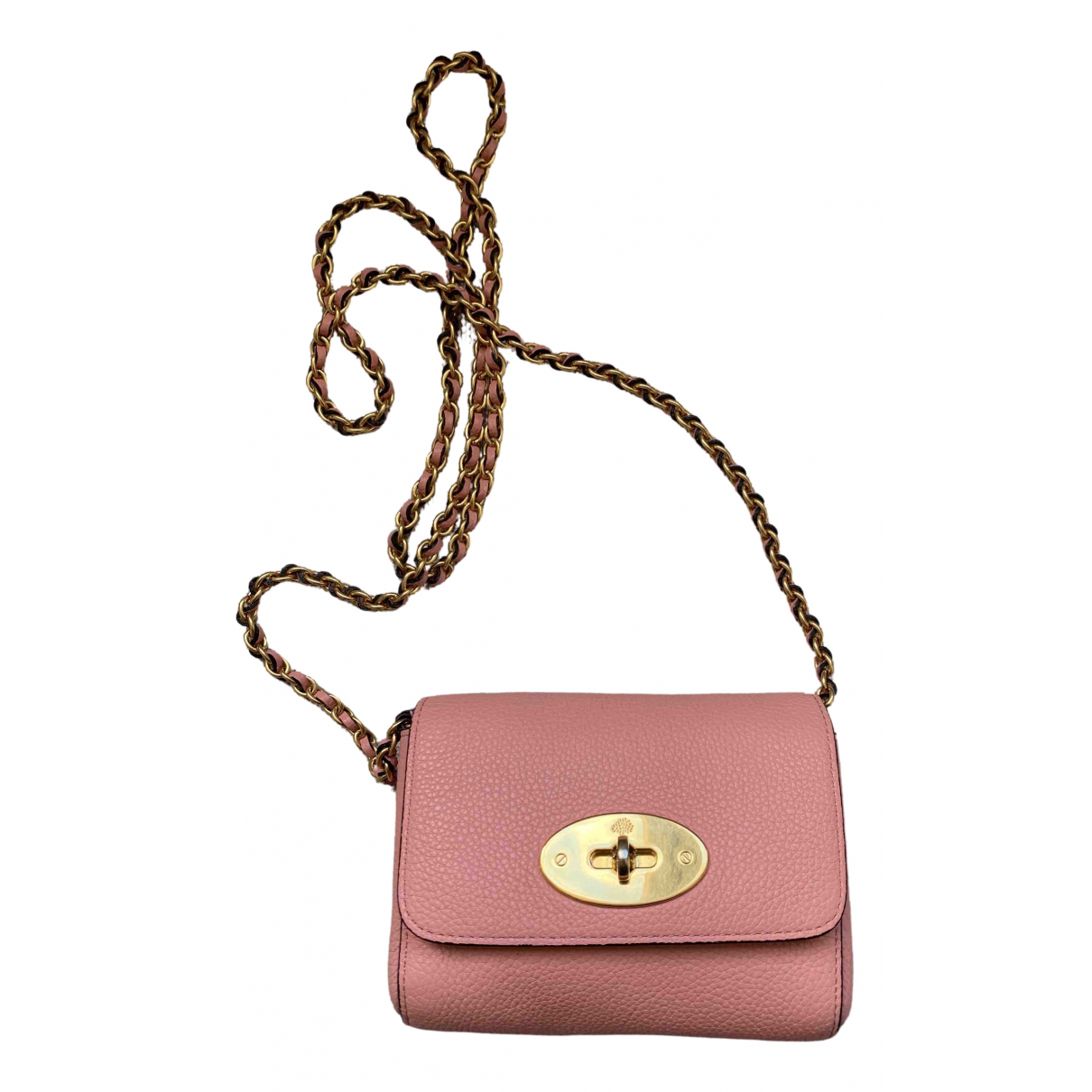 Mulberry Lily Pink Leather handbag for Women \N